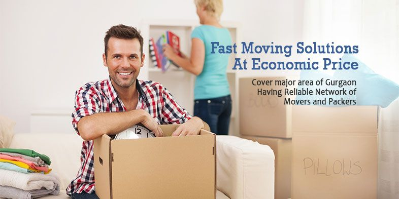Interstate Packers and Movers Gurgaon
